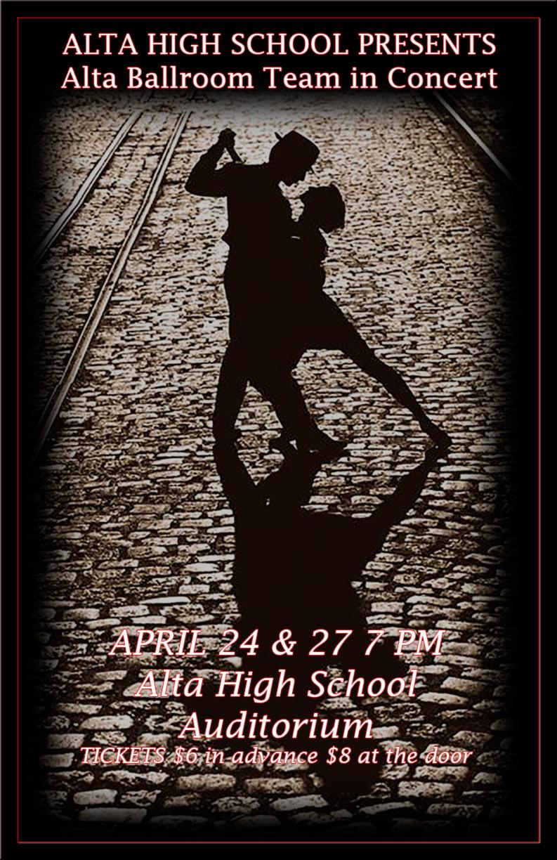 Alta Ballroom Team Spring Concert - Utah Ballroom Utah ...